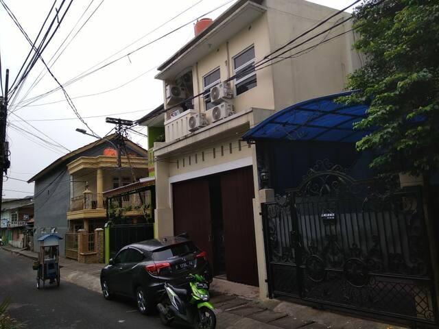 BLOK A GUEST HOUSE