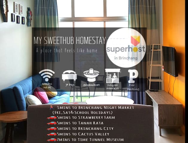 My SweetHub HomeStay Cameron Highlands