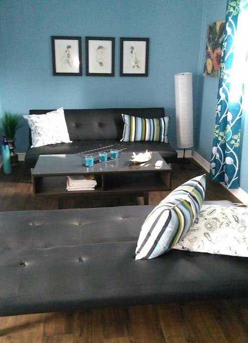 Sitting Area Studio