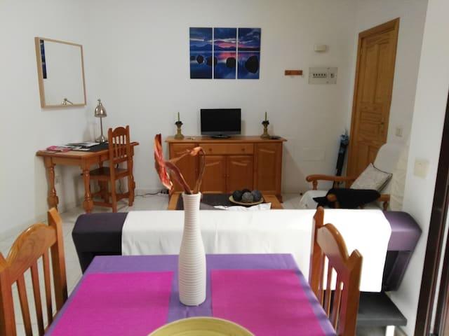 Apartamento Vega. Ideal para descansar¡¡¡¡¡ - Arrecife - Apartamento