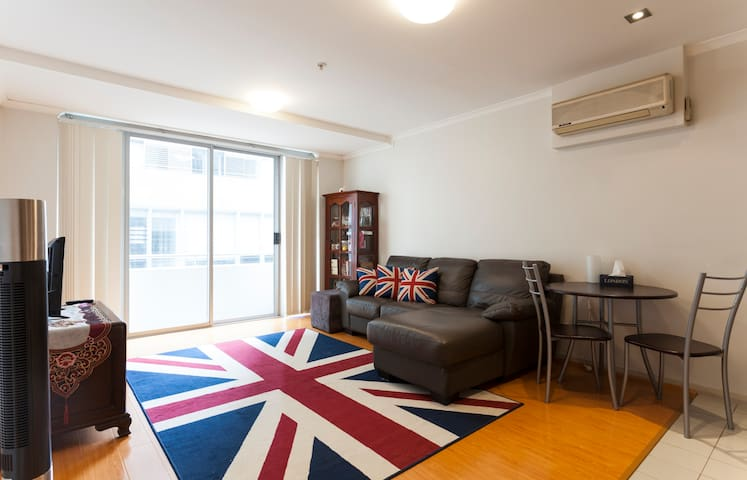 Sunny studio apartment in perfect location - Saint Leonards - Wohnung