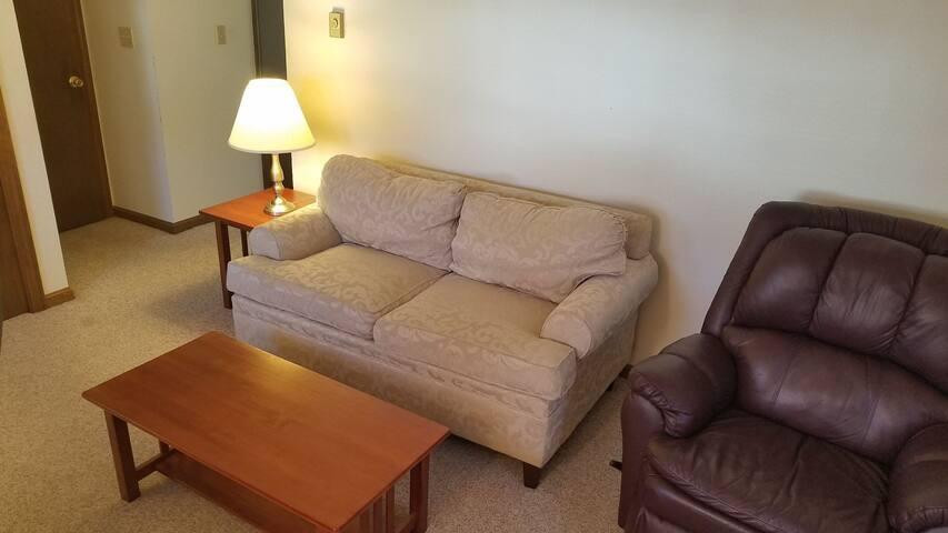 1 Bedroom in-law suite
