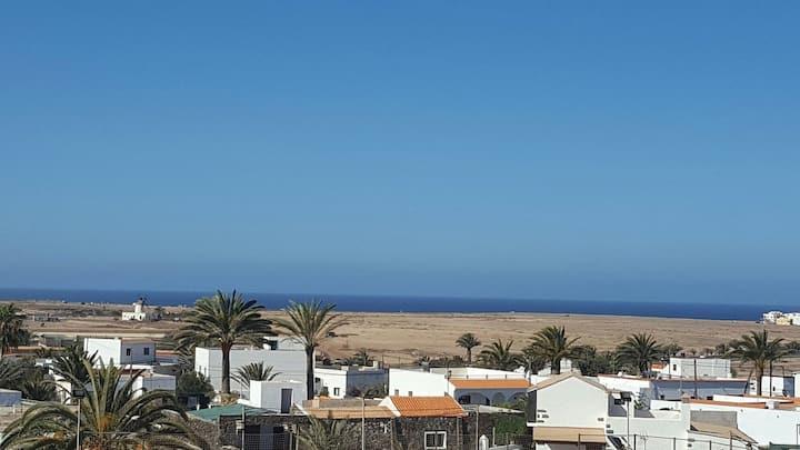 Tranquilidad y playa