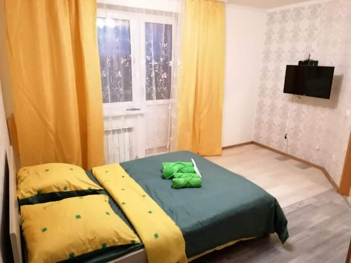 Апартаменты на улице Бережок, 4