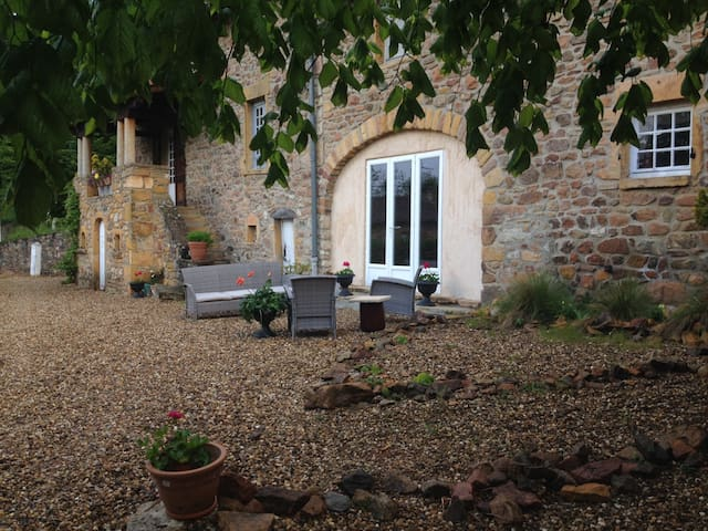 Charming French Stone Country House - Sainte-Paule - House
