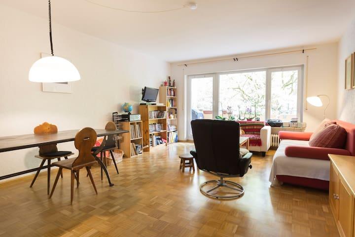 Zimmer am Park - Friburg - Pis