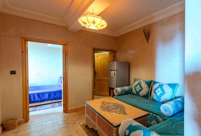 CHILLAXE IMSOUANE room sea view reef point