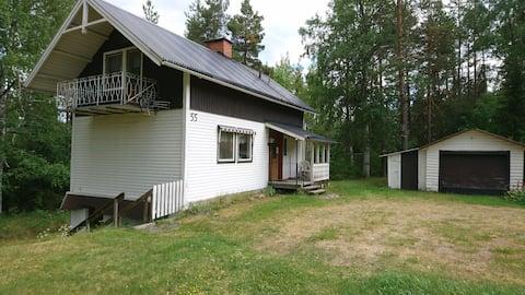 Albyvägen 55, Alby. NB! 10 km westlich von Ånge.