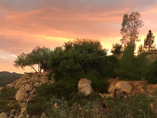 Mountain  Oasis Cottage - Ramona - Cabin