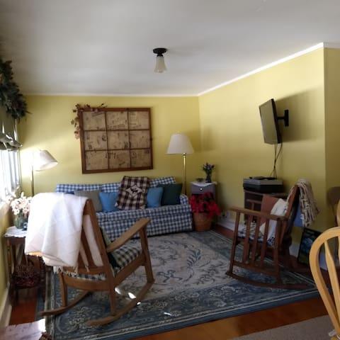 Sunny Cozy Cabin / Temporary Housing