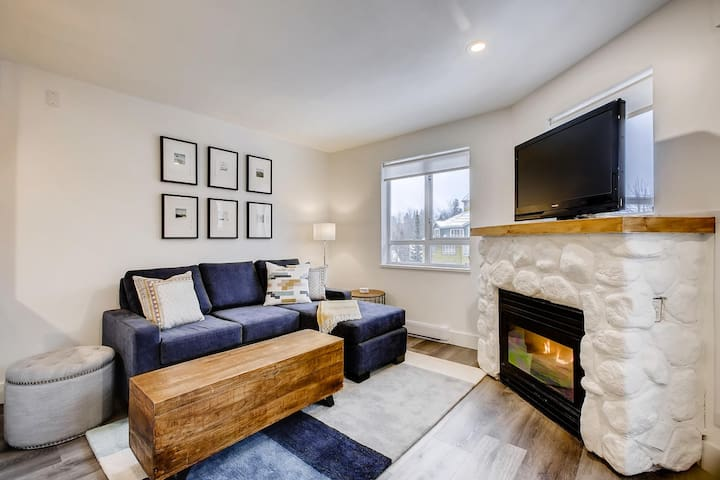 Beautiful, Cozy, Newly renovated 1 BR in Village