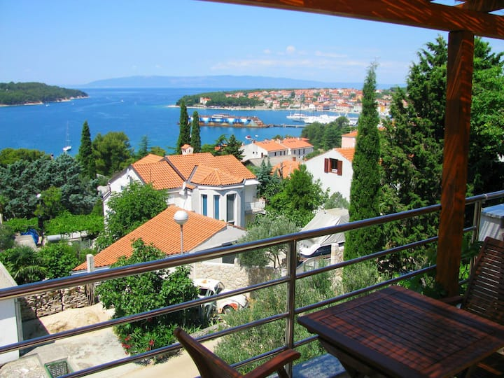 Romantic Studio with Best Sea View