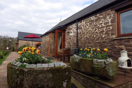 Usk country cottages- rowan cottage - Llangwm - 一軒家