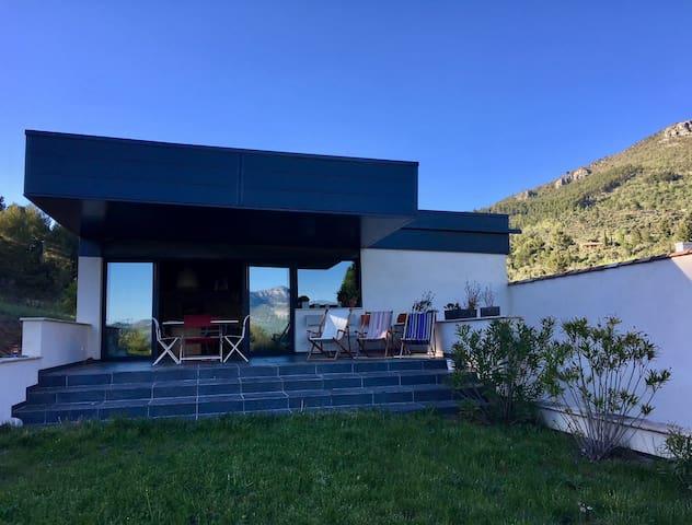 Villa contemporaine 200m2 Moustiers Sainte Marie - Alpes-de-Haute-Provence - Casa
