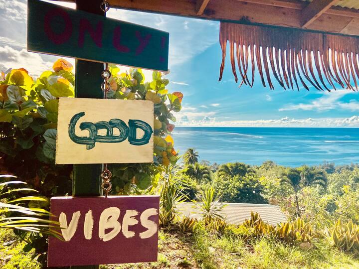 Moorea Tropical Garden Lodge Chambre 3