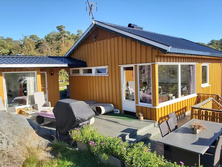 Viksfjord hytte
