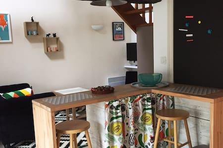 La Maison de Dany, un petit coin de campagne - Segré - Rumah