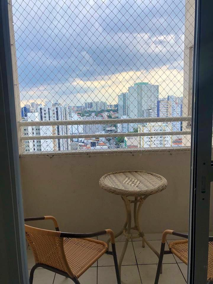Unique view apartment in calm place in Baeta Neves