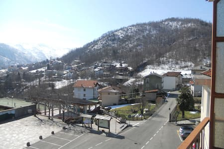Charming&Calm with view near Turin - Traves - Apartamento