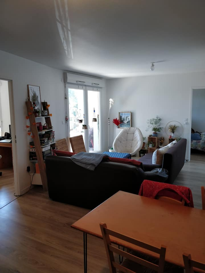 Appartement Saint-Herblain Nantes Atlantis