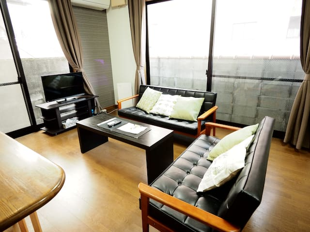 3Bed Rooms! Beppu House! Free car park for2!