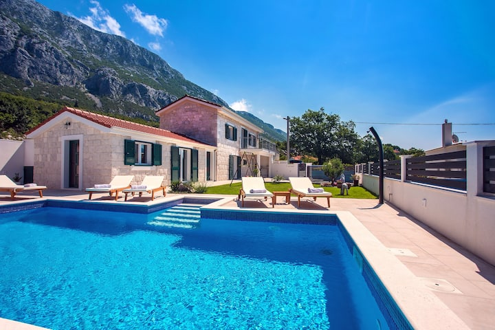 New! Villa Lucky Dream with private pool