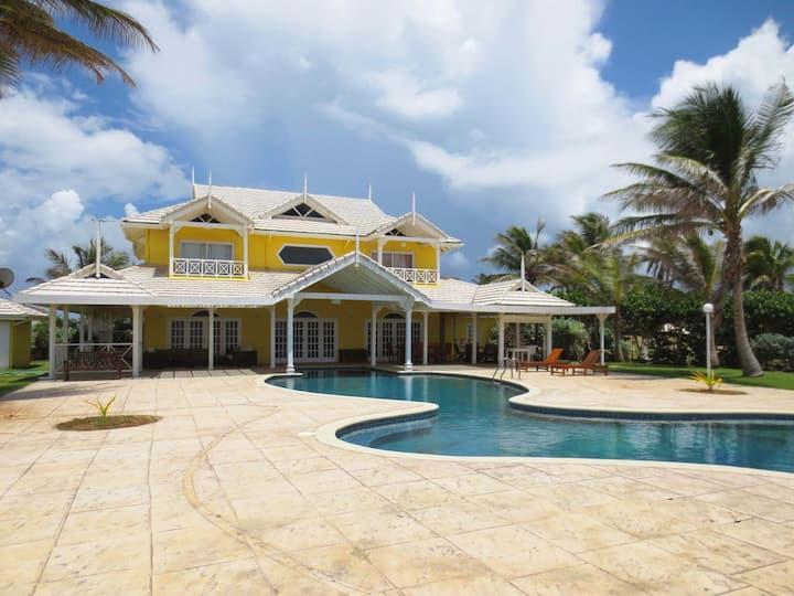 Richview villa Tobago Plantations - Ocean Front