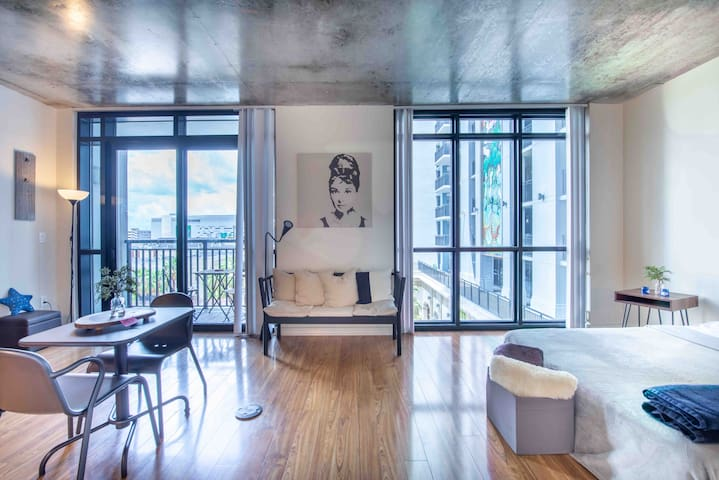 Amazing Studio In The Heart of Downtown Orlando!