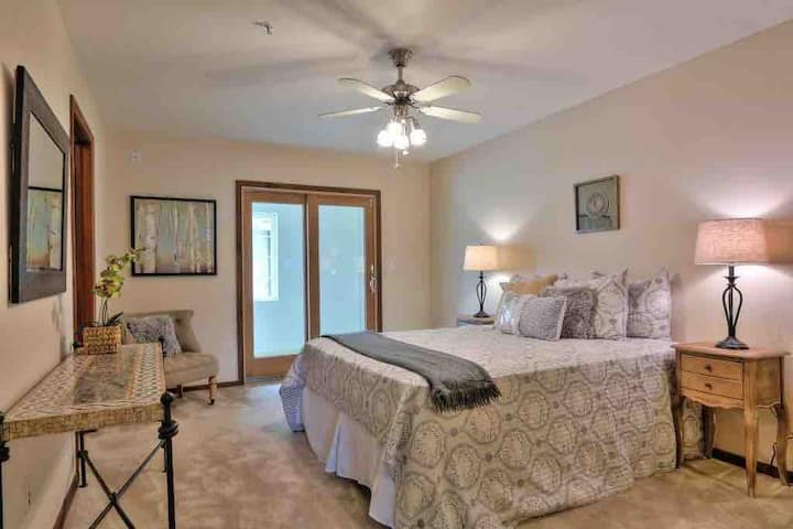 1 bedroom 1 bathroom with kitchen, No cleaning fee