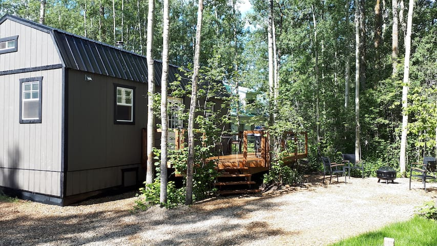 Black Bear Lodge at Gull Lake With RV Pad!