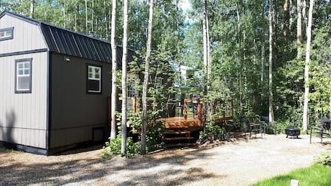 Black Bear Lodge With Optional RV Pad! Gull Lake