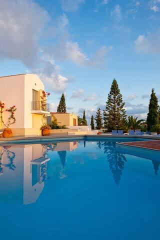 Spacious Superior villa with Sea view