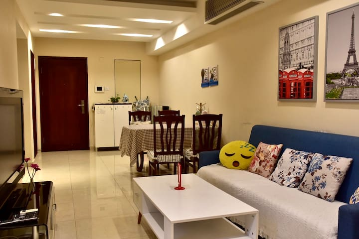 「9B#余闲集」近科技园华侨城80平两居室的小卧室