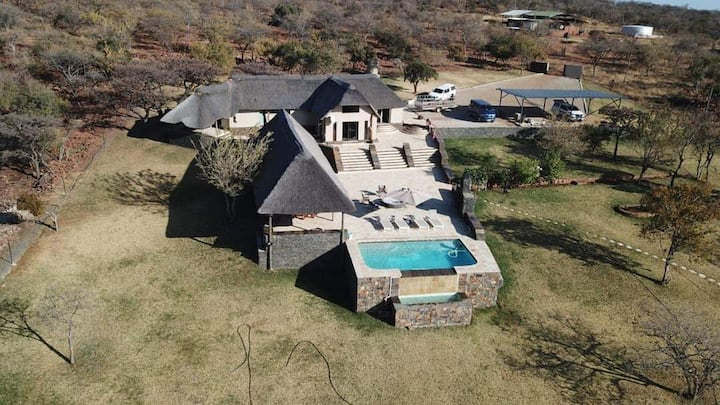 Private Game Lodge in Zeerust