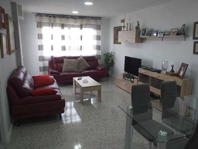 Tarragona. Tarraco Romana. Costa Dorada. 120 m².