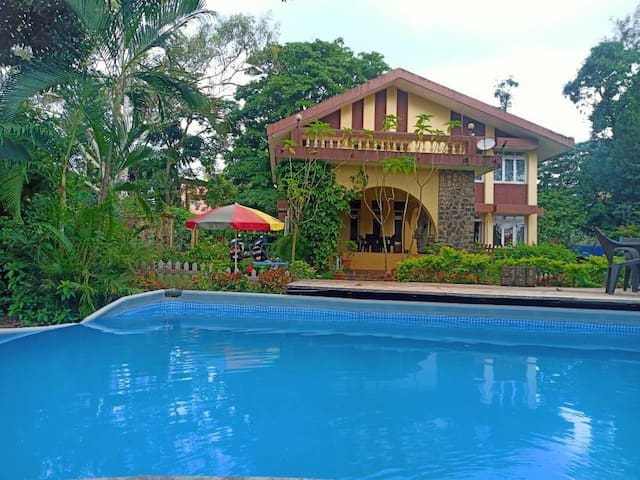 3BHK PARSI VILLA WITH PRIVATE POOL