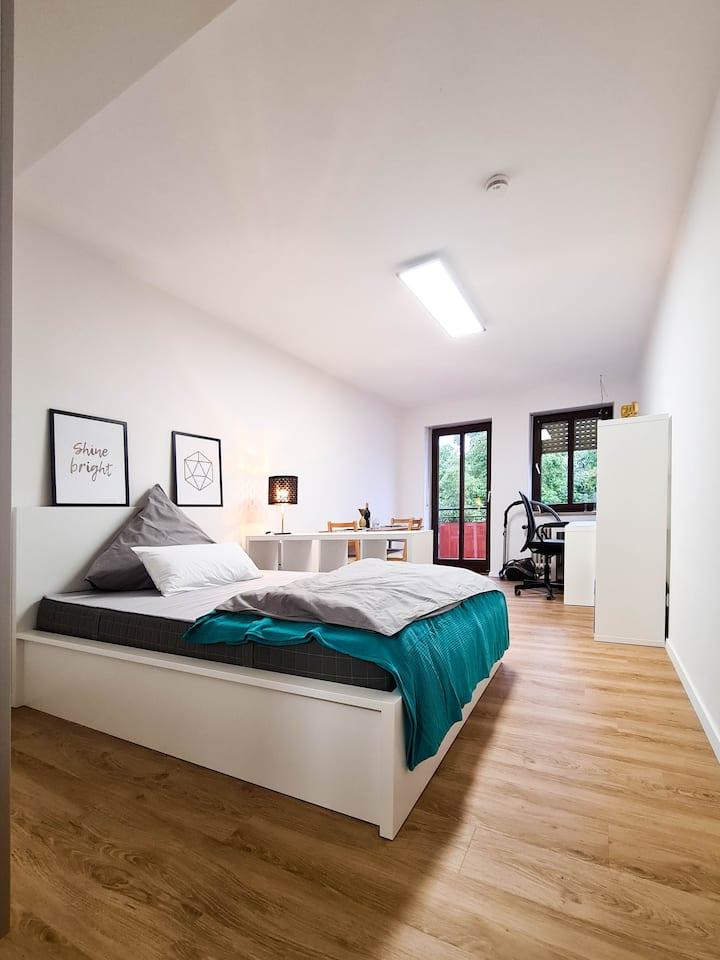 stylishes Appartement im Zentrum von Deggendorf