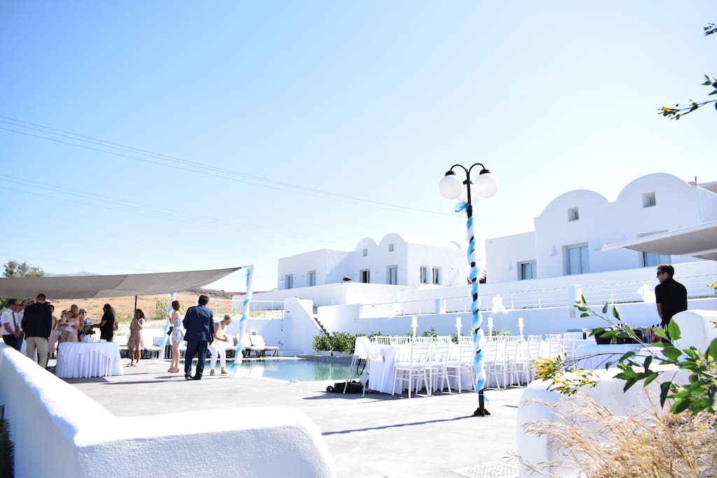 Wedding private sea front villa-Accommodation & Events!