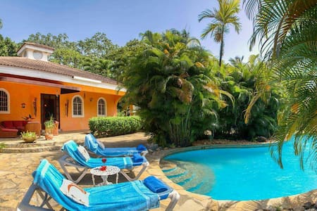 2Bedroom in privat Villa with Pool Sosua/Cabarete - Perla Marina