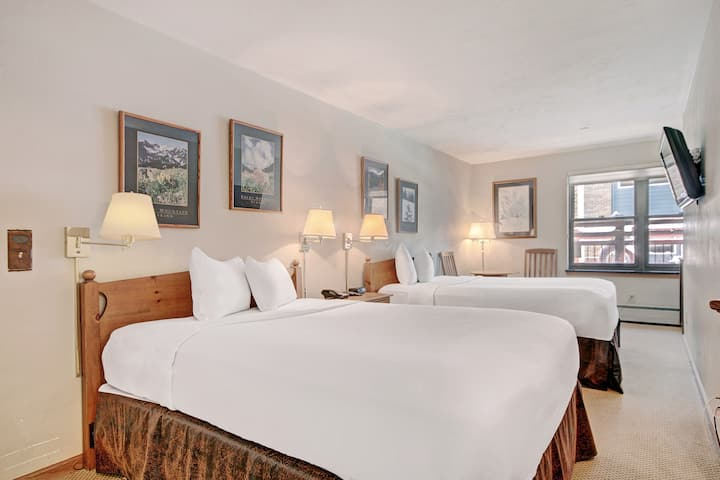 Family-Friendly Double Room with Amazing On-Site Amenities