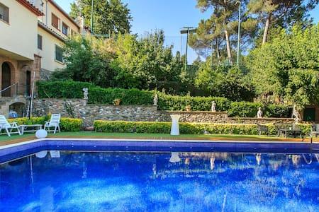 MONTMELÓ apartment + Pool (5 persons) - Montornès del Vallès - Osakehuoneisto