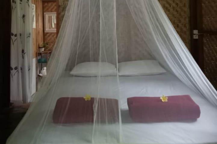 Bedroom near to Stasiun Karangasem, Banyuwangi