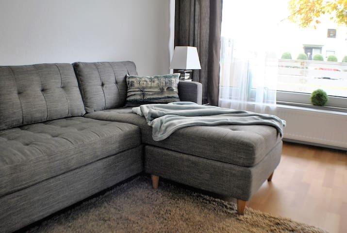 Neu & Stylish - Wunderschöne Wohnung in Kassel Süd - Kassel - Pis