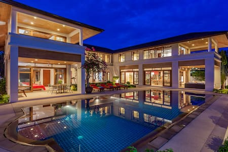 Phuket Tropical Group Villa. - Kathu - Villa
