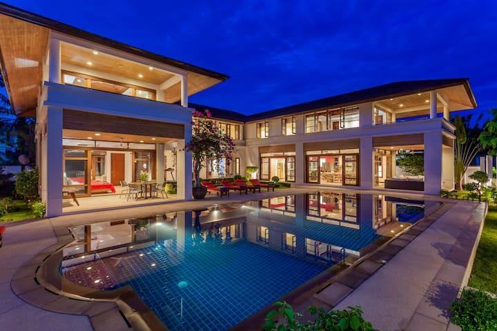 Patong Tropical Group Villa.