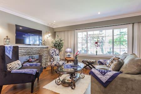 Newly renovated cozy beauty house - Toronto - Hus
