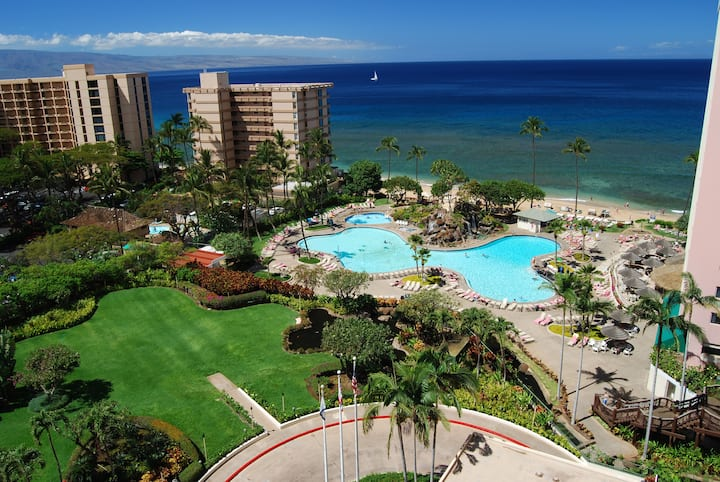 Ka'anapali Beach Club ** OCEAN VIEW**  MAUI