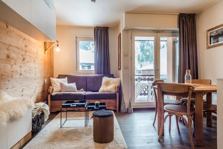 Cosy and friendly apartment just renovated - Chamonix-Mont-Blanc - Apartment