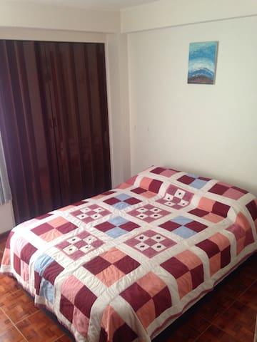 Renta habitación / Rent a room - Curridabat - Wohnung
