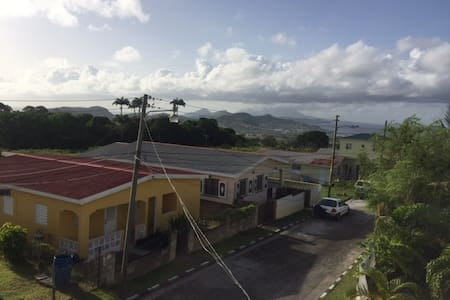 Monkey hill apartment, St. Peter's - Basseterre
